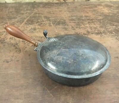 Vintage EPC Silver-plated Butler's Ashtray/Crumb Catcher