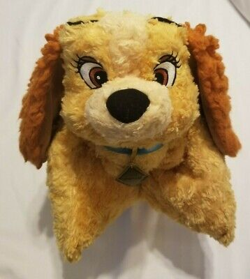 Disney Parks, Lady From Lady And The Tramp Pillow Pet