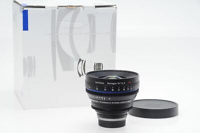 Zeiss Compact Prime CP.2 15mm T2.9 Super Speed EF Mount (Imperial/Feet)     #912