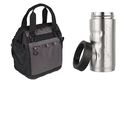 Grizzly 408000 Drifter 12 Qt  Softside Bag Cooler Waterproof & Grip Can Koozie