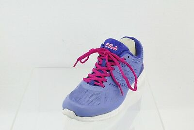 WOMEN'S FILA 5SR21405 466 Purple Lace up Athletic Shoes Size