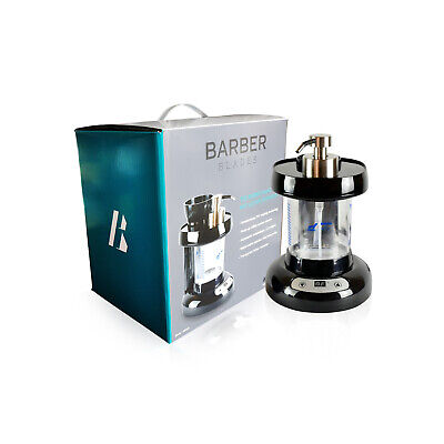 Professional Hot Lather Dispenser .Barbers Automatic Shaving Cream Machine