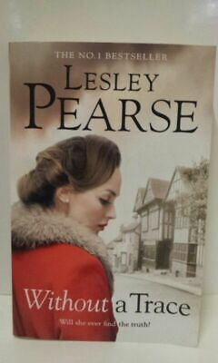 Without a Trace Pearse, Lesley: