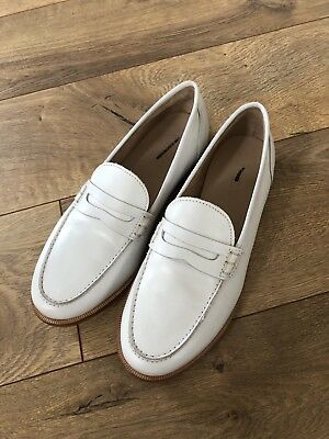 0b0da8cd656 NEW JCREW RYAN penny loafers Leather shoes 10 burnished pecan brown ...