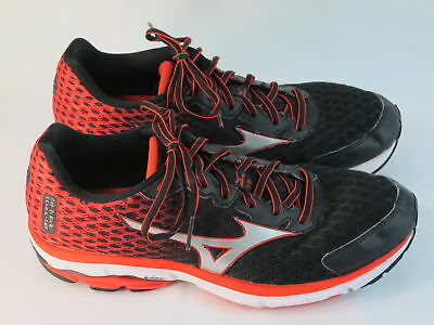 223a6d7f160d Mizuno Wave Rider 18 Running Shoes Men's Size 9.5 US Excellent Condition