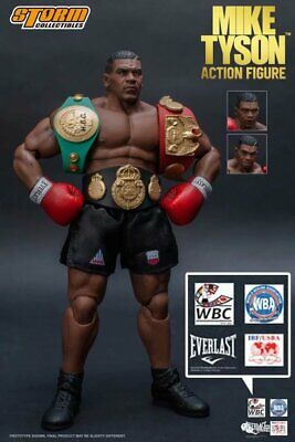 Storm Collectibles Mike Tyson Action Figure Boxed
