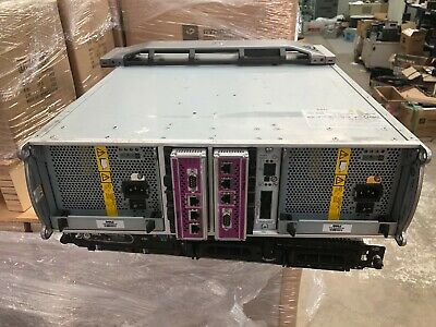 Dell Equallogic PS4000 Type 8 Controllers iSCSI SAN Storage Array w/ 14 caddies