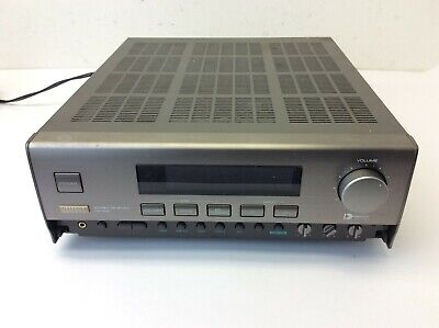 Vintage Used Yamaha mode RX-S50 Made in Malaysia Stereo Receiver Untested Parts