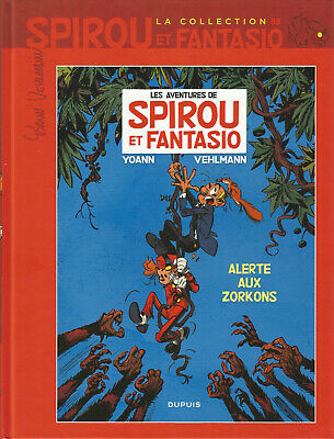 La collection Spirou et Fantasio 53 - Alerte aux zorkons