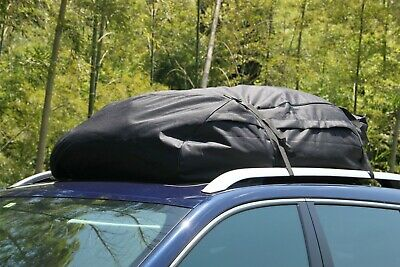 458L Car Roof Bag Top Box Touring Travel Cargo Pack Luggage Rack Holdall