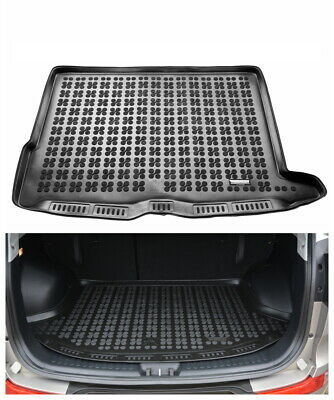 Custom fit boot liner mat pet protector for Mercedes GLC Class (X253) 2015 - on