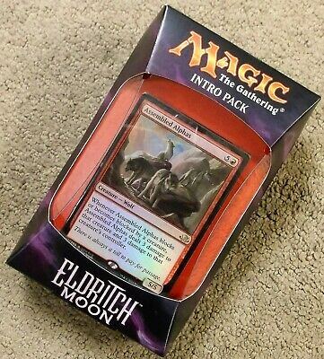 Magic The Gathering Eldritch Moon Intro Pack Untamed Wild Same Day Shipping