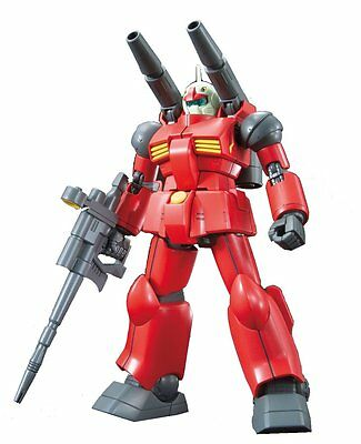 HGUC 190 Mobile Suit Gundam RX-77-2 Gun Cannon 1/144 Scale Gunpla From Japan