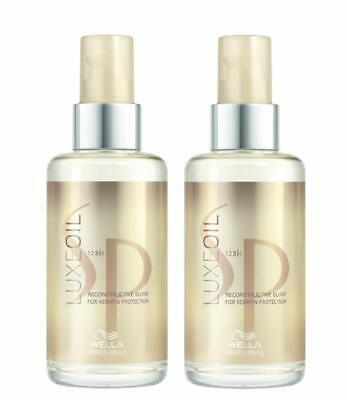 WELLA SP Luxe Oil Reconstructive Elixir 100ml x 2 PACK