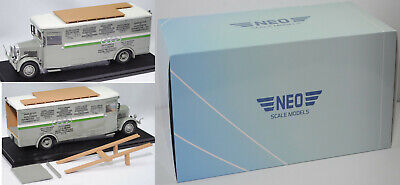 New * Nag-Büssing renntransporter 1934 neo 1:43 46446 Auto Union