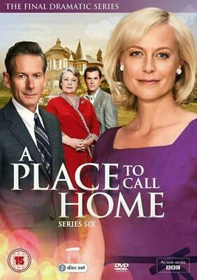 A PLACE TO CALL HOME series/season 6 Region 2 NEW DVD Quick Dispatch