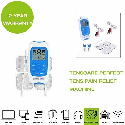 *Brand New* Tenscare Perfect TENS Pain Relief Machine - Blue