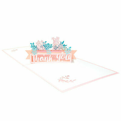 PaperPopCards 3D Greeting Card WEDDING RING PPC-152