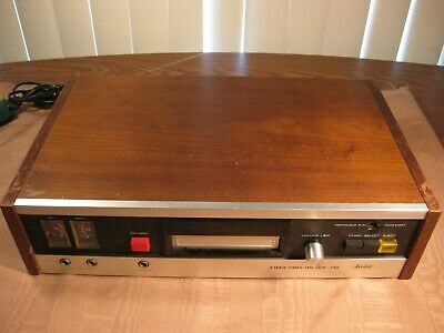 JVC- NIVICO- ALLIED  8-Track Cartridge Player & Recorder  SERVICED & READY 2 USE