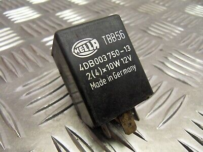 Triumph TT600 HELLA Indicator flasher relay 2000 to 2003