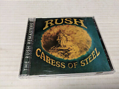 Caress of Steel by Rush (CD, May-1997, Mercury) USED