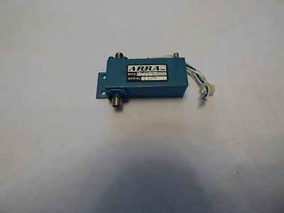 ARRA H8753-80D SPST Diode Switch 100 Mhz to 18Ghz