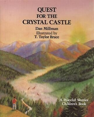 Quest for the Crystal Castle by Millman, Dan -Hcover