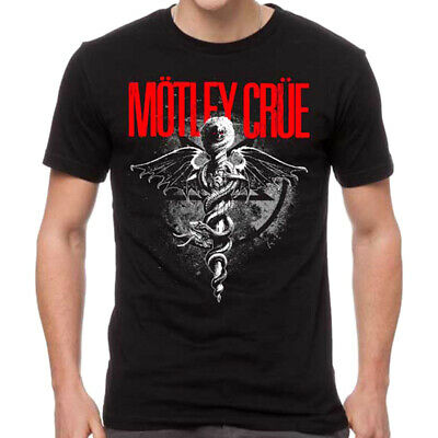 Authentic MOTLEY CRUE Dr. Feelgood T-Shirt M L XL 2XL NEW