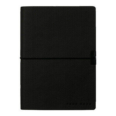 Hugo Boss Storyline A6 Note Pad, Plain White Pages, 160 Pages, Brand New