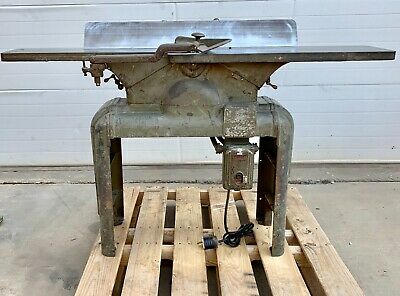 "Yates American Jointer Joiner B-19380 8"" 3 cutter (101363)"