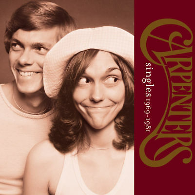 Carpenters: Singles 1969-1981 Cd Greatest Hits / The Very Best Of / New