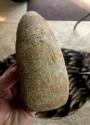 MLC s2802 Multi Colored OLD Stone CELT African Neolithic Paleolithic Artifact