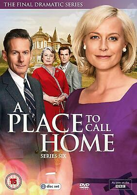 A Place To Call Home Season 6 DVD Series Six Brand New & Sealed Box Set Region 2