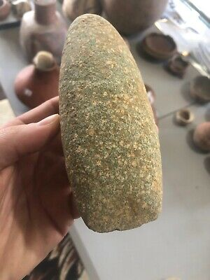 MLC s2818 Multi Colored OLD Stone CELT African Neolithic Paleolithic Artifact