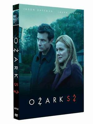Ozark Season 2 DVD 2nd Series Brand New & Sealed Free Delivery Complet Box Set
