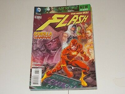 New 52 The Flash 13 (2012)