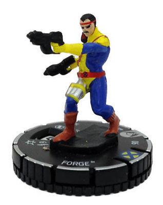 Heroclix Wolverine and The X-Men #33 Forge 033