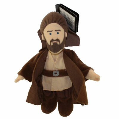 Action- & Spielfiguren star wars episode 1 buddies qui-gon jin beany  plush