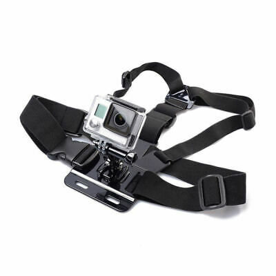 Gopro Accessories GoPro Hero7/6/5/4/3+/3/2/1 B Chest Straps (With Holes) Durable