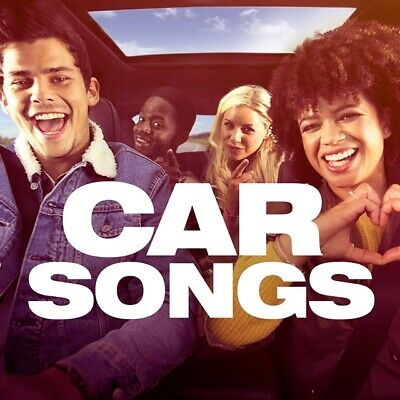 CAR SONGS - Various Artists 2CD *NEW* 2019