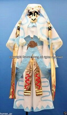 Hack Mistral Cosplay Costume Size M Human-Cos