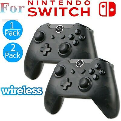 New Wireless Controller Gamepad Joypad Remote for Nintendo Switch Pro Console