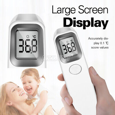 Professional Digital LCD Infrared Thermometer Gun Non-contact Temperature Italy
