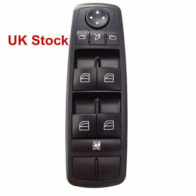 Front Power Window Switch For Mercedes Benz ML GL W164 2518300290 A2518300290 UK