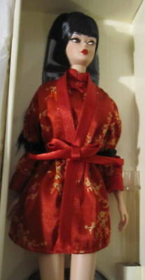 Barbie Fashion Model collection Chinoiserie Red Moon Doll NIB