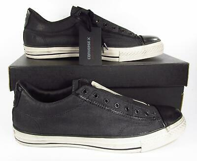 CONVERSE JOHN VARVATOS Burnished Suede Slip Sneakers 147346C