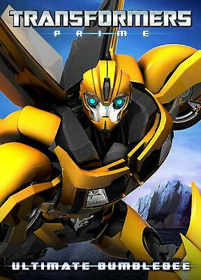 Exciting collection of Bumblebee's Transformers Prime Ultimate Bumblebee DVD NEW
