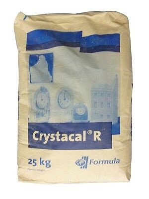 Crystical R.Very Hard Setting Casting Powder for Fine Detail Castings.