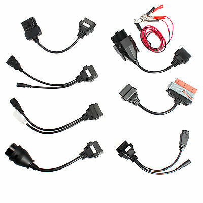 KIT 8 PZ Cavi Adattatori per DS150e Auto Diagnosi CDP Car diagnostic Cables OBD