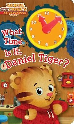 What Time Is It, Daniel Tiger? by Testa, Maggie